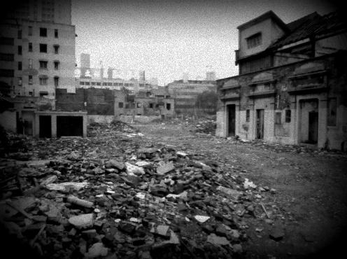 Losing Old Shanghai