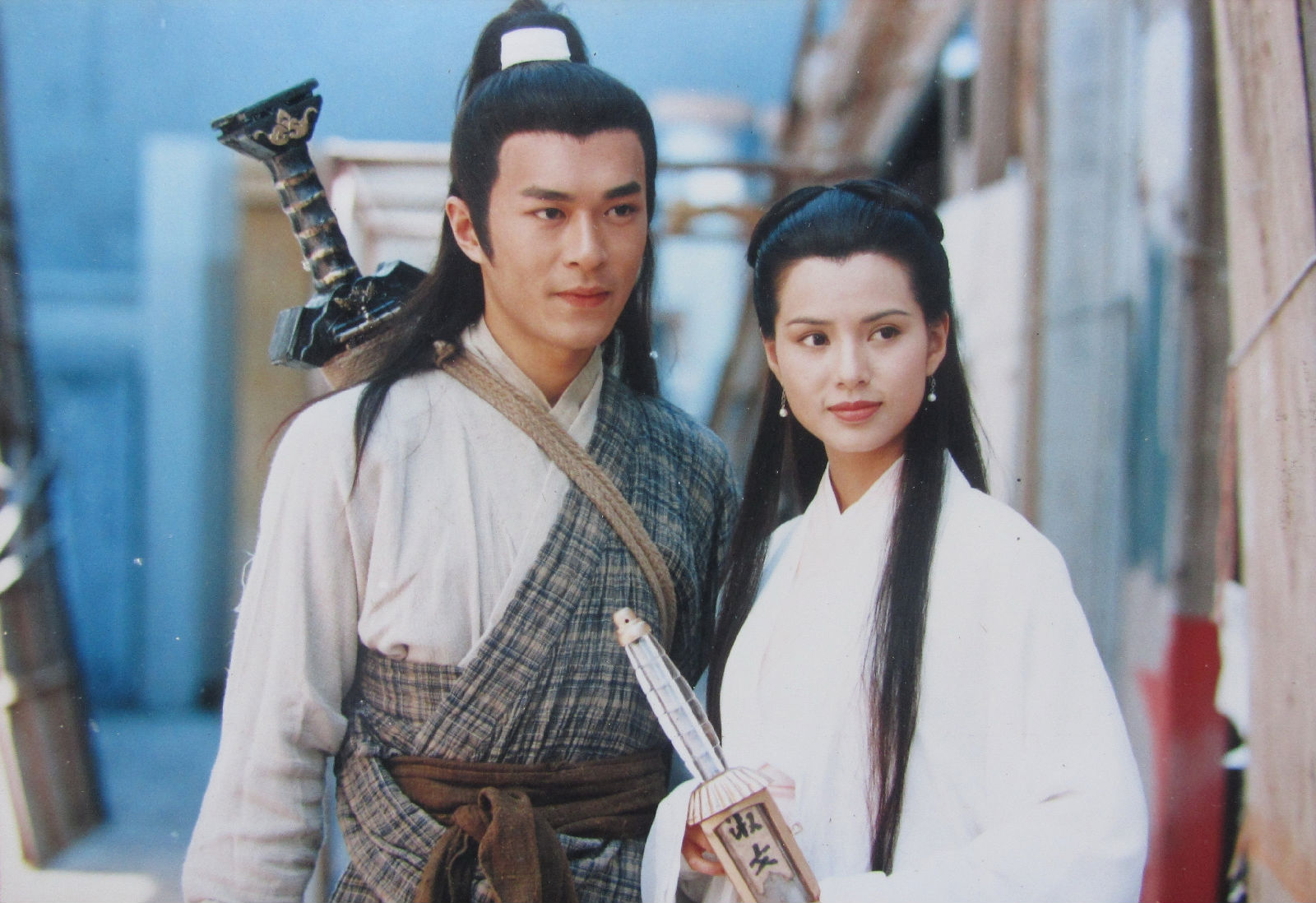 A Fantasy World of Chinese Historical Dramas - One in a