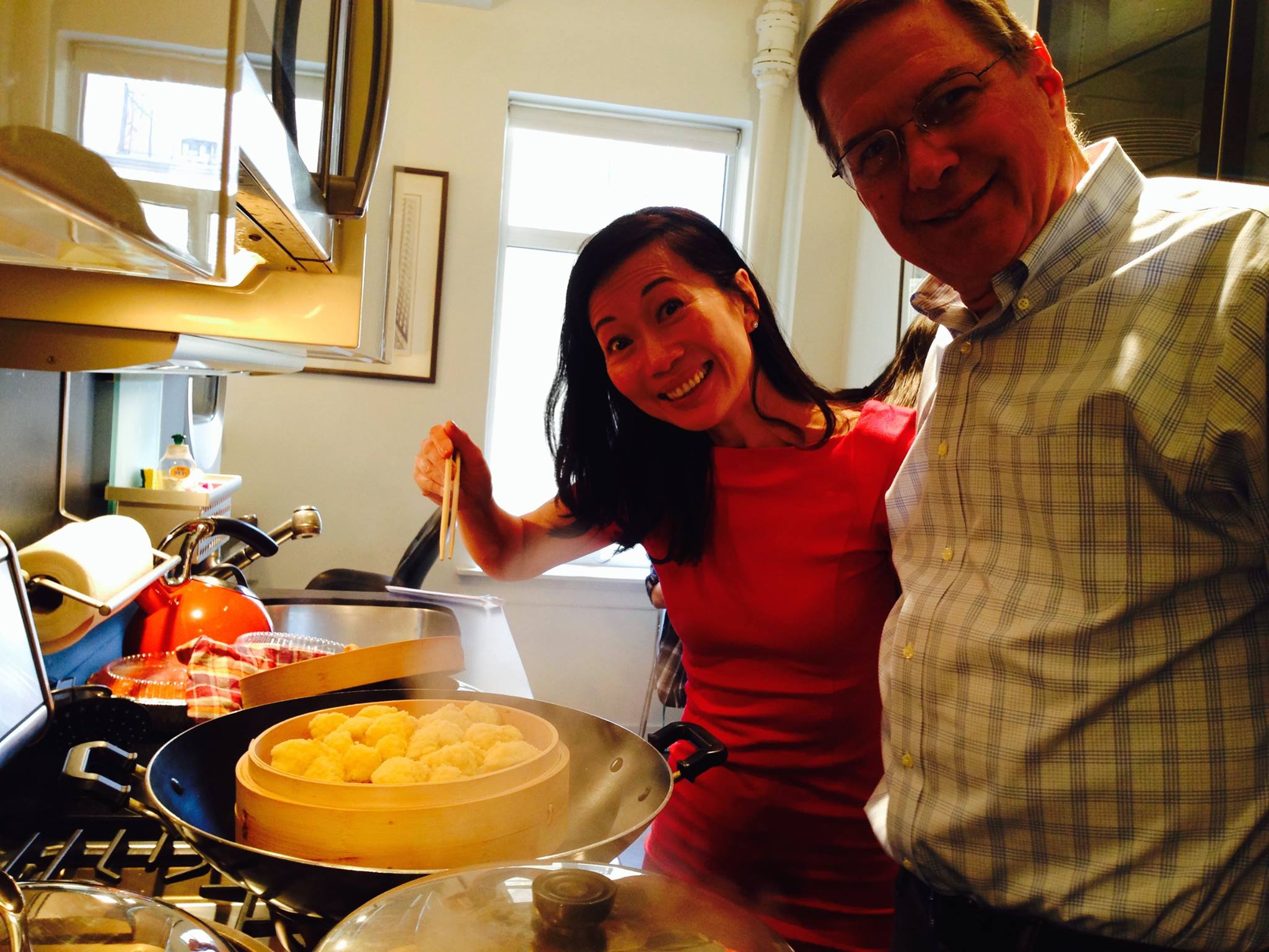 2015 Chinese New Year Dumpling Party