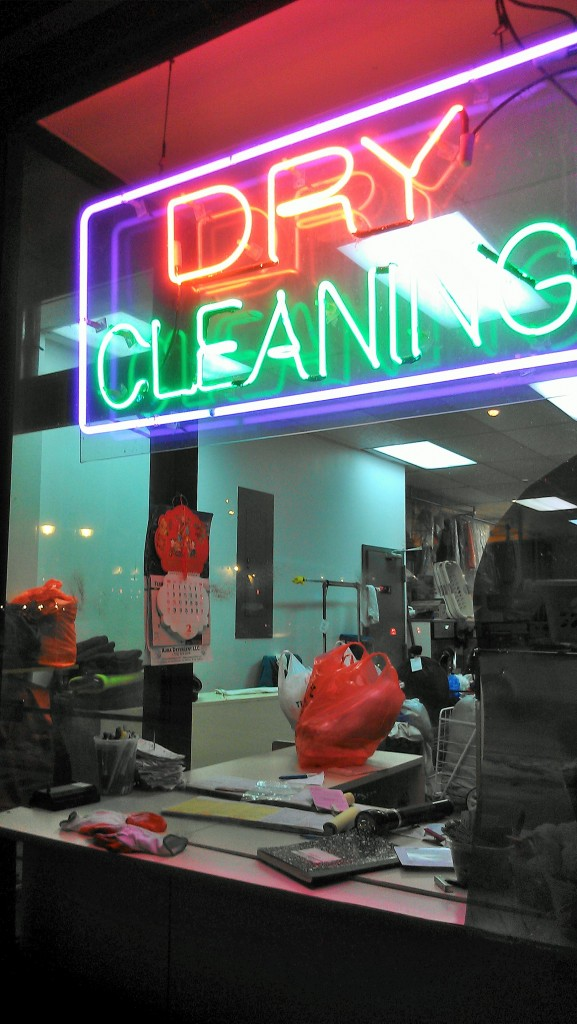 kevin dry cleaners