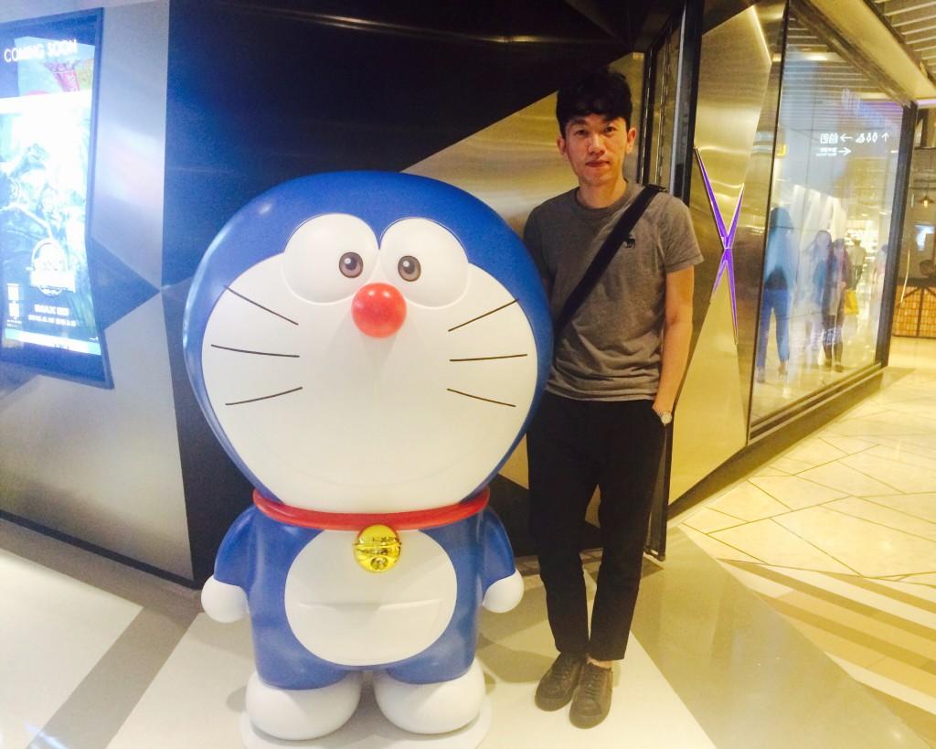 Li Zhang in Shanghai.